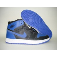 Air Jordan 1 Original Black Royal Blue