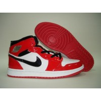 Air Jordan 1 Retro White Black Red