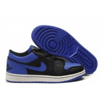 Air Jordan 1 Low Phat Black Varsity Royal White