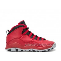 Air Jordan 10 Retro 30th Bg Girls Bulls Over Broadway Sale New Arrival
