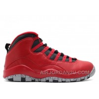 Air Jordan 10 Retro 30th Bulls Over Broadway Sale New Arrival