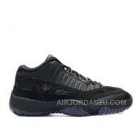 Air Jordan 11 Retro Low Referee Sale Discount