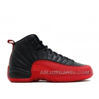 Air Jordan 12 Retro Bg Girls Flu Game 2016 Release Sale New Arrival