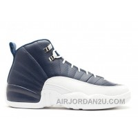 Air Jordan 12 Retro Girls Obsidian Sale New Arrival