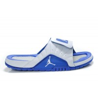 Air Jordan 12 White Royal Sandals