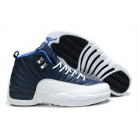 Air Jordan 12 Retro GS Obsidian