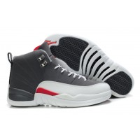 Air Jordan 12 Retro Nubuck Cool Grey