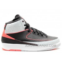 Air Jordan 2 Retro Bg Girls Infrared 23 Sale Discount