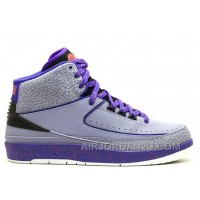 Air Jordan 2 Retro Iron Purple Sale Cheap