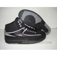 Air Jordan Retro 2 Black Chrome Online