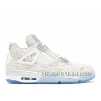 New Air Jordan 4 Retro Laser 30th Anniversary Sale