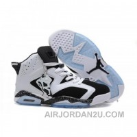 Air Jordan 6 Retro Oreo Shoes For Sale