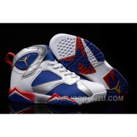 "New Arrival 2017 Mens Air Jordan 7 Olympic ""Tinker Alternate"" For Sale"