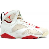 Air Jordan 7 Original Hare White Light Silver True Red