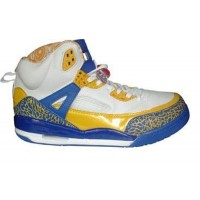 Air Jordan Spizike Do The Right Thing White Yellow