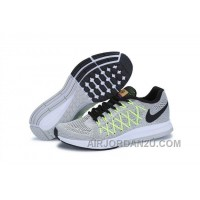 Men NK Air Zoom Pegasus 32 Shoes Light Gray A06 Cheap To Buy Swck8