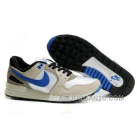344082 141 Nike Air Pegasus 89 Swan Medium Blue Black Neutral Grey AMFM0254 Hot Now ZTRQH
