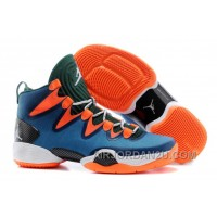 Online Air Jordans XX8 SE Green Orange For Sale