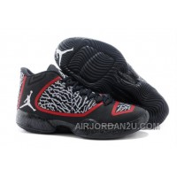 "Online Air Jordans XX9 ""Gym Red"" Black/White-Gym Red For Sale"
