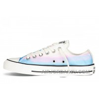 CONVERSE Chuck Taylor All Star Photo Real Sunset Print Blue Low Free Shipping GTnYZ