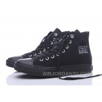 All Black CONVERSE Dover Street Market New York Chuck Taylor 1970s High Tops Authentic 7Zrrb
