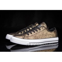 CONVERSE Rock Rusty Metal Textures All Star Golden Leather Online RpwSe