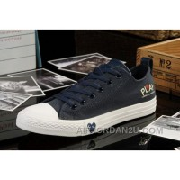 Blue CONVERSE All Star Light Comme Des Garcons Play Canvas Ps Shoes Cheap To Buy YWdr3