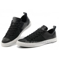 Black CONVERSE Chuck Taylor All Star City Lights Tops Leather Canvas Sneakers Super Deals DHiZc