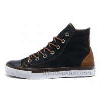 New Black CONVERSE Denim All Star Vampire Diaries High Tops Sneakers Free Shipping HhTdB