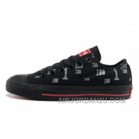 All Star Black CONVERSE CT 100 Tops Beluga Limited Edition Authentic Fhknn