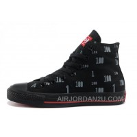All Star Black CONVERSE CT 100 High Tops Beluga Limited Edition Free Shipping DpCxD