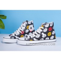 Black High Tops CONVERSE X The Simpsons Chuck Taylor All Star Free Shipping Hxtme