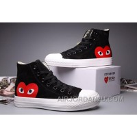 Black High Ps CONVERSE Comme Des Garcons Suede Chuck Taylor All Star Cheap To Buy AJsHh