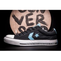 Black CONVERSE Star Player EV Chuck Taylor All Star Low Authentic SQpYY