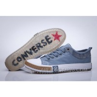 Blue CONVERSE Chuck Taylor All Star Zigzag Clear Sole Top Deals BPSHi