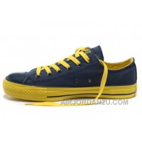Dazzle Blue Yellow Colour CONVERSE All Star Light Tops Casual Canvas Sneakers Free Shipping TtNQR