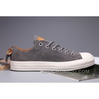 Limited Editon Grey Suede CONVERSE X Clot X Undefeated CT All Star Bow Back Super Deals Gy4DN