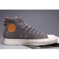 Limited Editon Grey High Suede CONVERSE X Clot X Undefeated CT All Star Bow Back Hot Now DD7hH