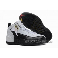 "New Girls Air Jordan 12 ""Taxi"" For Sale"
