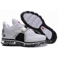 New Arrival Men's Nike Air Max Jordan 4 Shoes White/Silver/Black