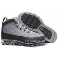 Cheap Men's Nike Air Max Jordan 9 Shoes White/Dark Grey 451911