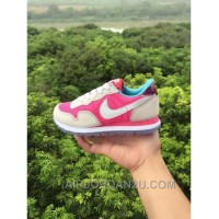 Nike Waffle Racer 2016 Winter Kids White Pink Shoes Online MGEWk