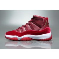 Men Basketball Shoe Air Jordan 11 Velvet Heiress 352 Hot