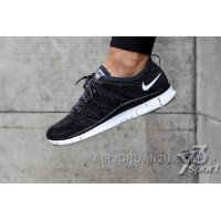 NIKE 5.0 1:1 Flyknit Black Grey White 36-44 New Release 73fex2