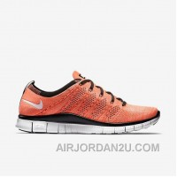 NIKE 5.0 Flyknit Orange Black Women/men 36-44 Free Shipping 3WnFZ