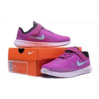 NIKE 5.0 Purple Kids Shoes Free Shipping Ki8KFr5