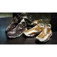 Nike Air Footscape Woven Chukka Motion Women Men Half Size Available Super Deals