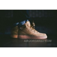 Nike Air Force 1 High '07 AF1 715889-200 Mid Top Men Christmas Deals