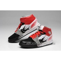 Denmark Air Jordan 1 Xiii Retro Mens Shoes Online Black And Red New Arrival