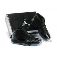 Cheap 2014 New Release Air Jordan Xi 11 Mens Shoes Black Hot